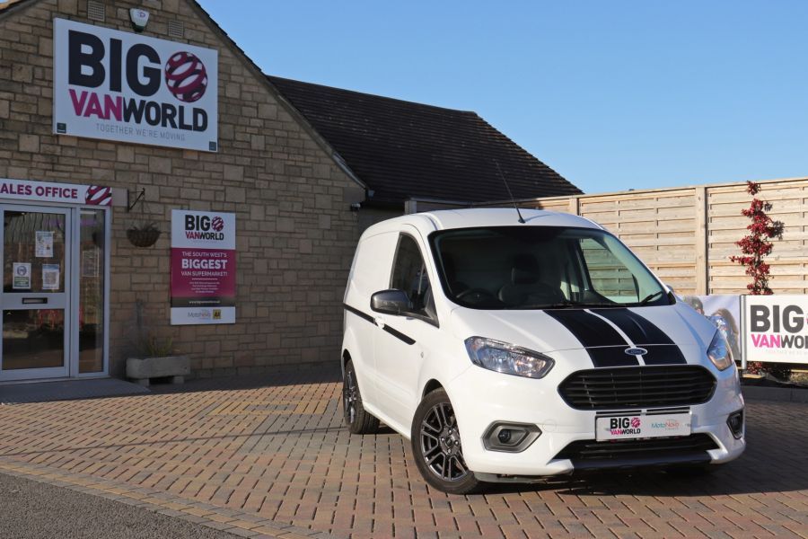 FORD TRANSIT COURIER 1.5 TDCI 100 SPORT - 11601 - 5
