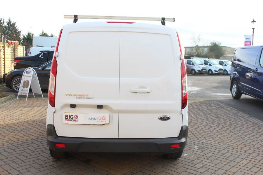 FORD TRANSIT CONNECT 200 TDCI 115 L1 H1 LIMITED SWB LOW ROOF - 6964 - 6