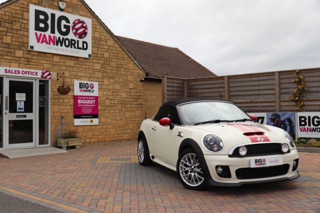 Used MINI ROADSTER in Used Cars Swindon for sale