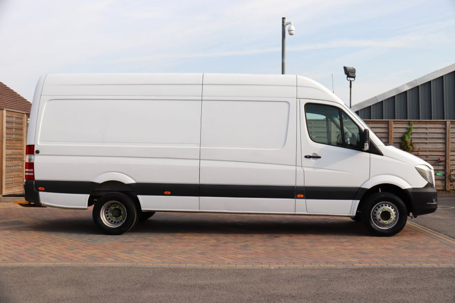 MERCEDES SPRINTER 513 CDI 129 LWB HIGH ROOF DRW - 11177 - 8