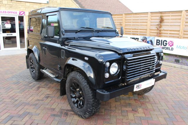 Used LAND ROVER DEFENDER 90 in Used Vans Swindon for sale