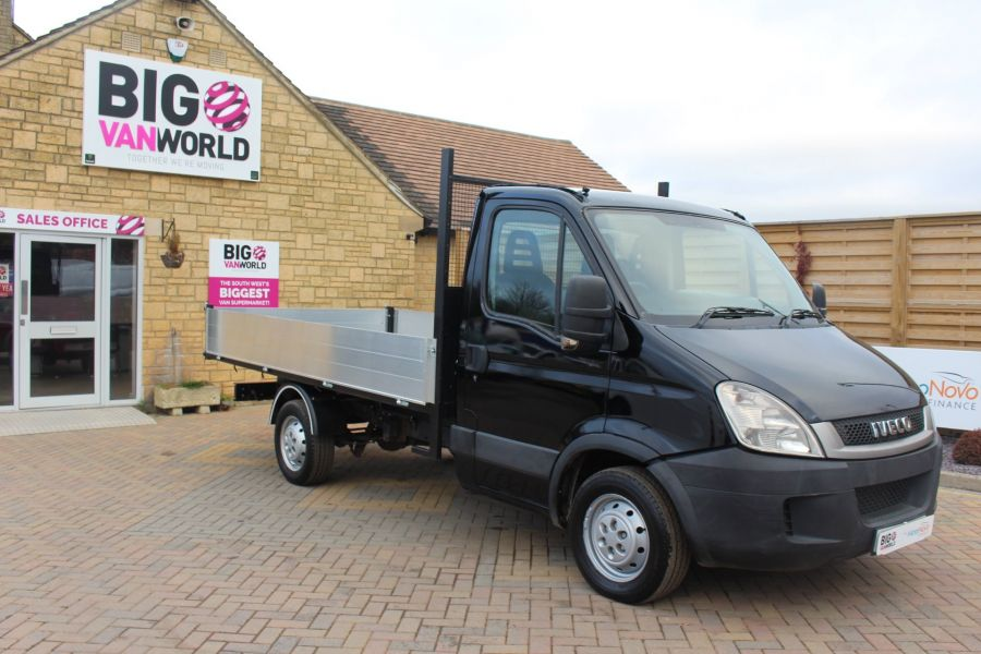 IVECO DAILY 35S13 SINGLE CAB ALLOY TIPPER - 5432 - 10