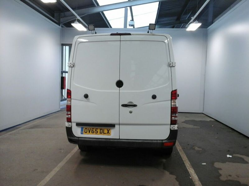 MERCEDES SPRINTER 313 CDI 129 MWB LOW ROOF - 10682 - 4