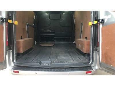 FORD TRANSIT CUSTOM 290 TDCI 130 L1H1 LIMITED SWB LOW ROOF - 11214 - 13