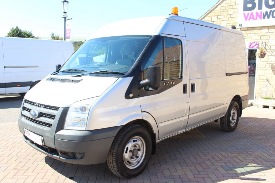 FORD TRANSIT 350 TDCI 100 MWB HIGH ROOF RWD - 6671 - 8