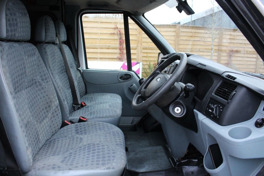 FORD TRANSIT 280 TDCI 110 LWB SEMI HIGH ROOF - 7121 - 10