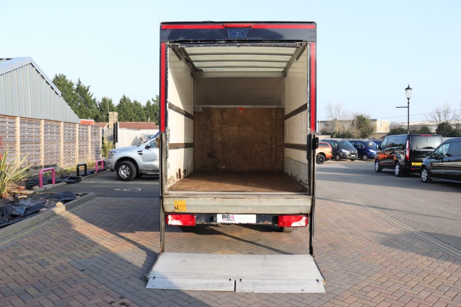 MERCEDES SPRINTER 313 CDI 129 MWB LUTON WITH TAIL LIFT - 12154 - 4