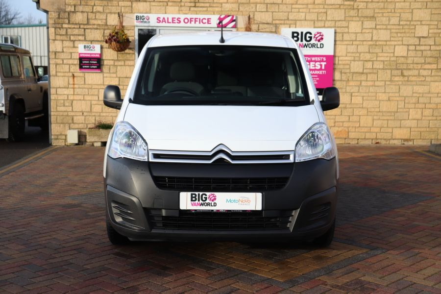 CITROEN BERLINGO 625 BLUEHDI 75 L1H1 ENTERPRISE SWB LOW ROOF - 10110 - 10
