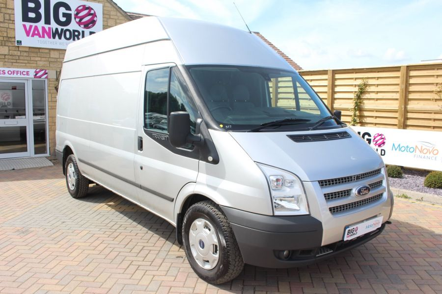 FORD TRANSIT 350 TDCI 140 TREND LWB HIGH ROOF FWD - 6215 - 3