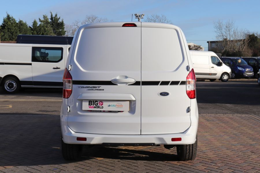 FORD TRANSIT COURIER 1.5 TDCI 100 SPORT - 11601 - 9