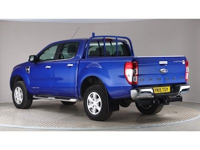 FORD RANGER TDCI 150 LIMITED 4X4 DOUBLE CAB - 11049 - 6
