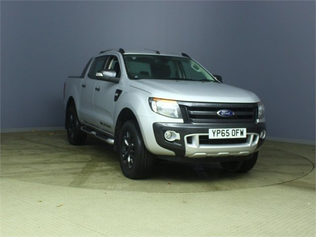 FORD RANGER WILDTRAK TDCI 197 4X4 DOUBLE CAB - 6991 - 1