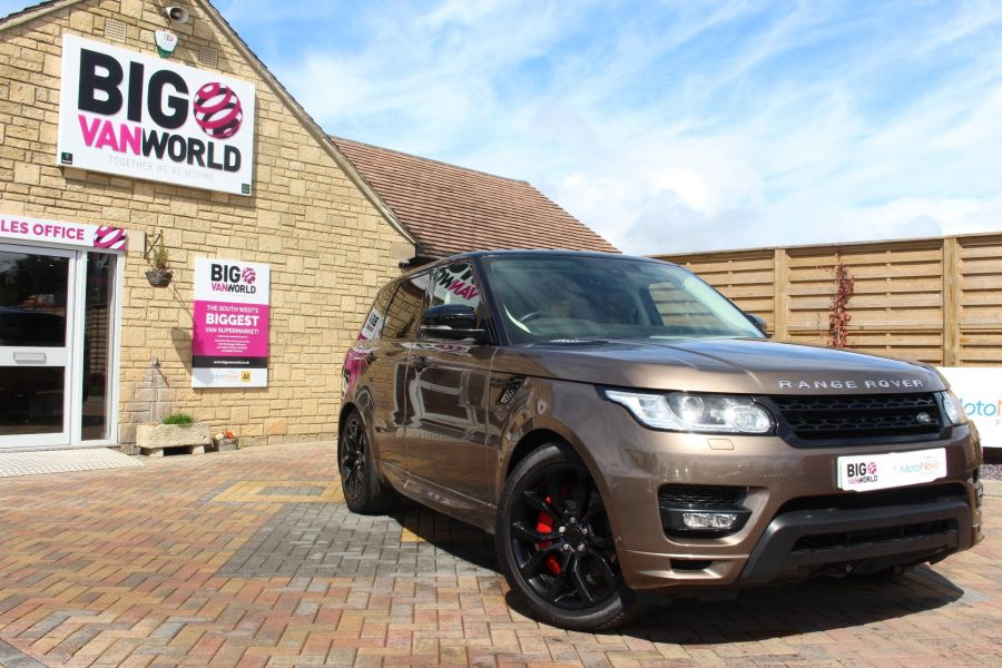 LAND ROVER RANGE ROVER SPORT SDV6 AUTOBIOGRAPHY DYNAMIC - 6603 - 2