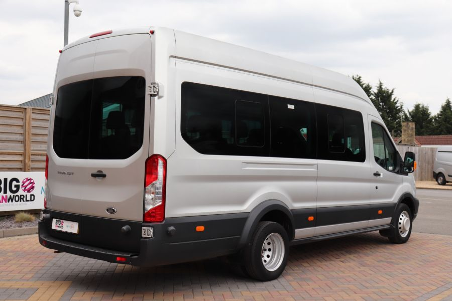 FORD TRANSIT 460 TDCI 155 L4H3 17 SEAT BUS HIGH ROOF DRW RWD - 11322 - 8