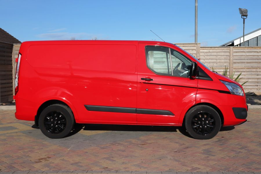 FORD TRANSIT CUSTOM 290 TDCI 170 L1H1 TREND COLOUR EDITION SWB LOW ROOF - 11530 - 5