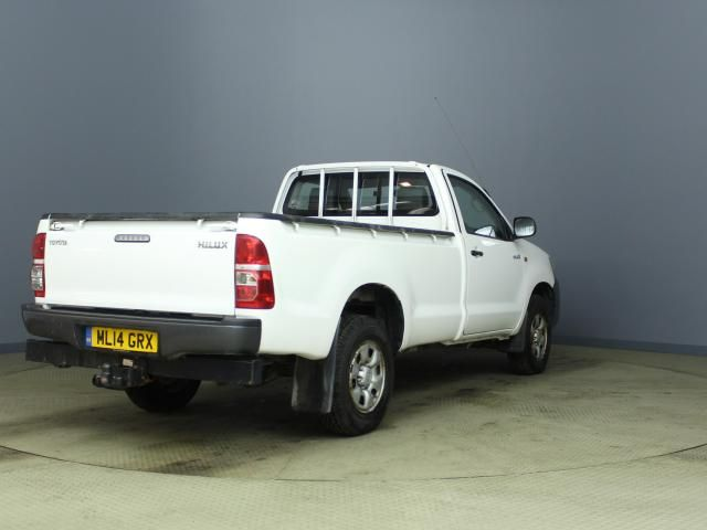 TOYOTA HI-LUX ACTIVE 4X4 D-4D SINGLE CAB - 6348 - 2