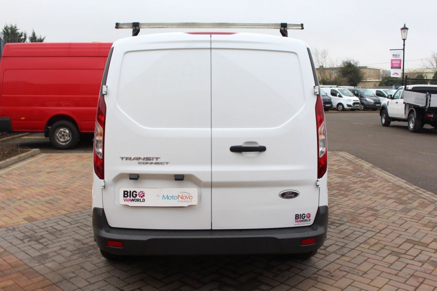 FORD TRANSIT CONNECT 200 TDCI 95 L1 H1 TREND SWB LOW ROOF - 6989 - 6