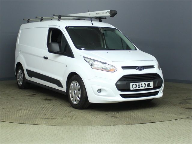 FORD TRANSIT CONNECT 210 TDCI 95 L2 H1 TREND LWB LOW ROOF - 7146 - 1