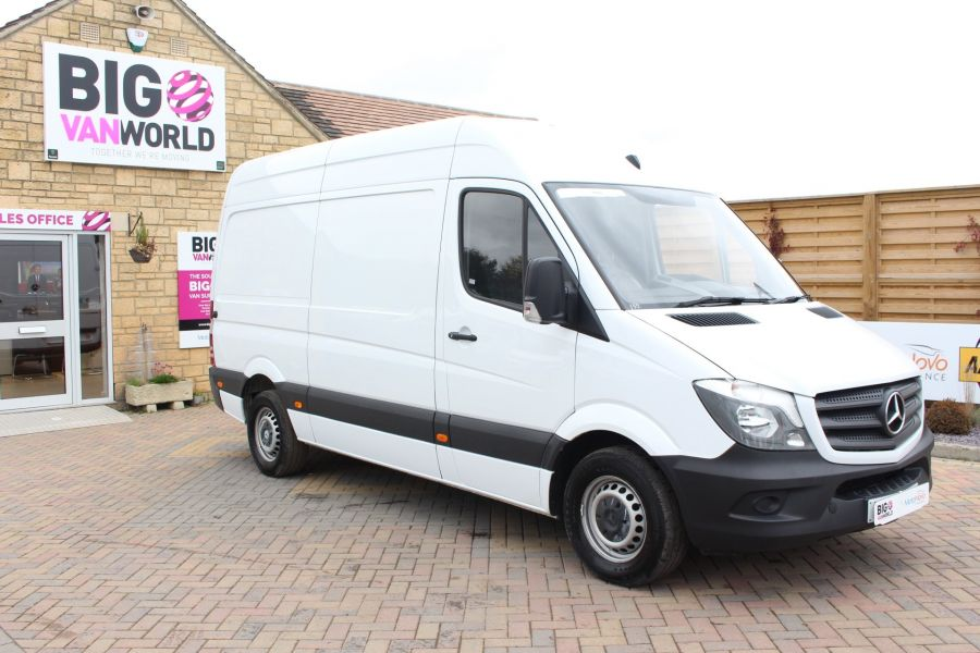 MERCEDES SPRINTER 313 CDI MWB HIGH ROOF - 6708 - 2