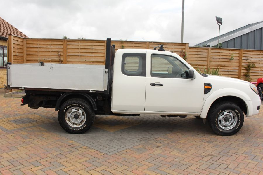FORD RANGER XL 4X4 TDCI SUPER CAB ALLOY TIPPER - 6057 - 14