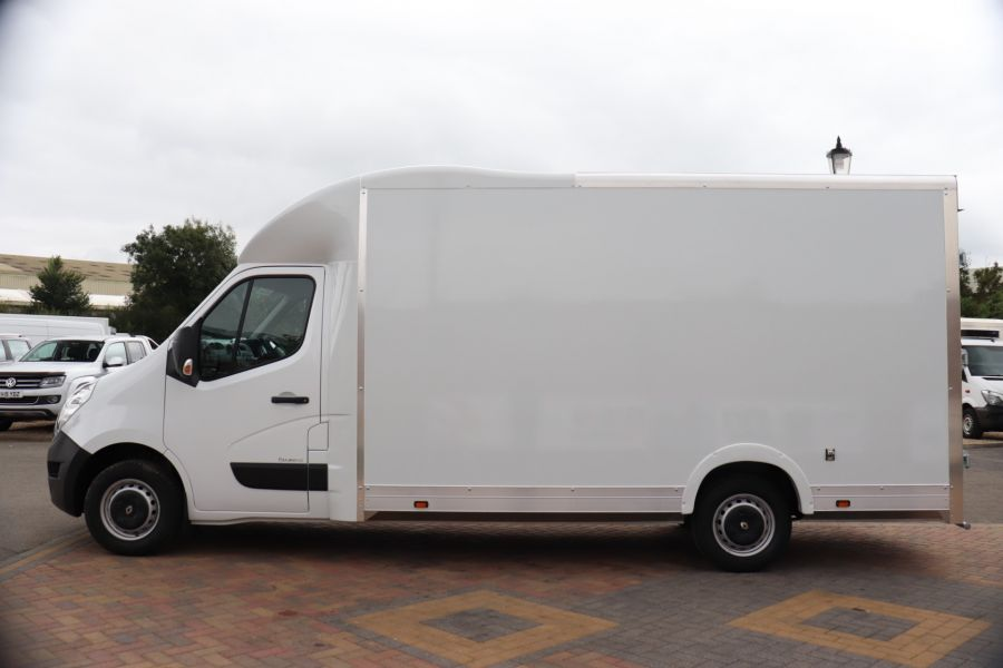 RENAULT MASTER LL35 DCI 130 BUSINESS ADURO LOW LOADER - 10126 - 8