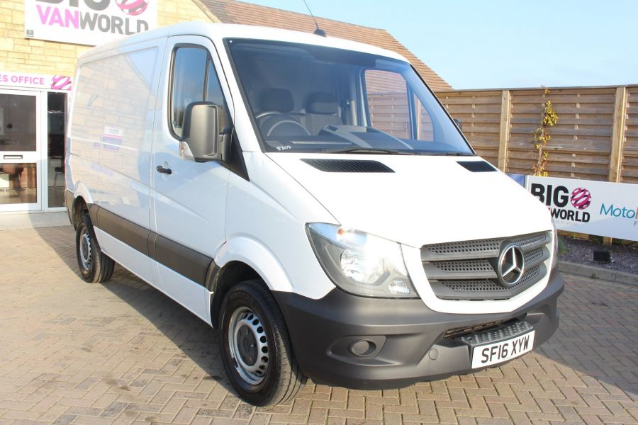 MERCEDES SPRINTER 313 CDI 129 SWB STANDARD LOW ROOF - 9142 - 1