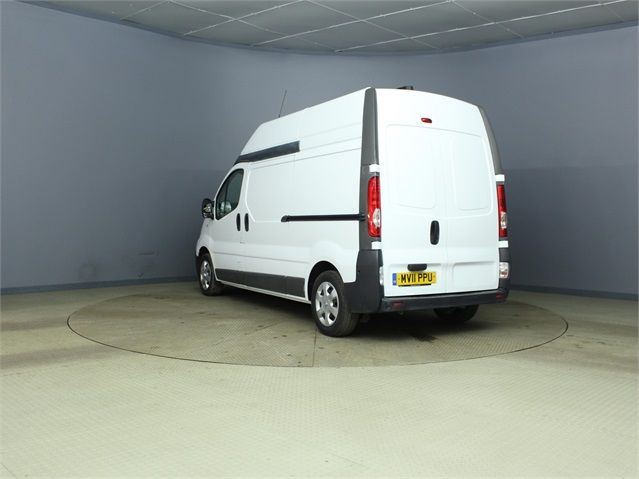 RENAULT TRAFIC LH29 DCI 115 LWB HIGH ROOF - 7435 - 4