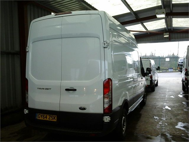 FORD TRANSIT 350 TDCI 125 L3 H3 LWB HIGH ROOF RWD - 7539 - 2