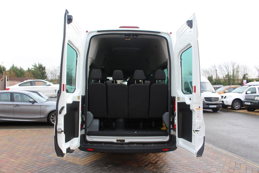 FORD TRANSIT 460 TDCI 125 TREND L4 H3 HIGH ROOF 17 SEAT BUS - 8551 - 21