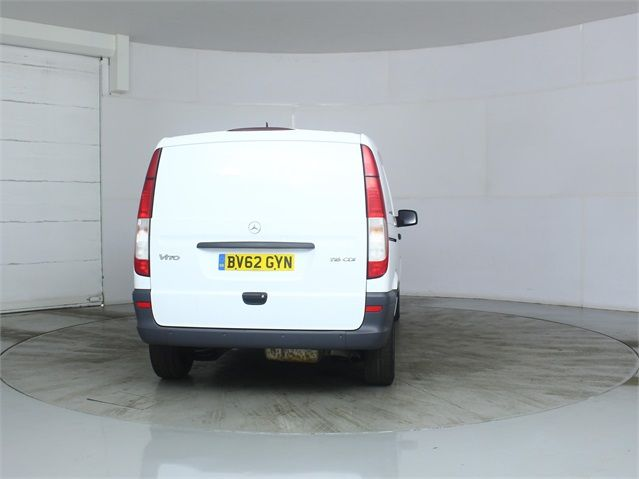 MERCEDES VITO 116 CDI 163 COMPACT SWB LOW ROOF - 7571 - 3
