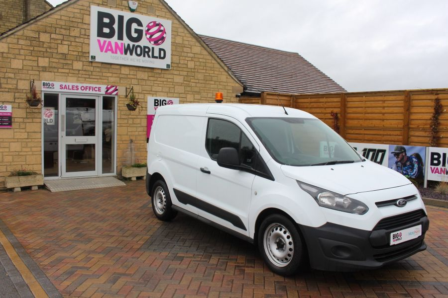 FORD TRANSIT CONNECT 200 TDCI 95 L1 H1 SWB LOW ROOF - 6616 - 2