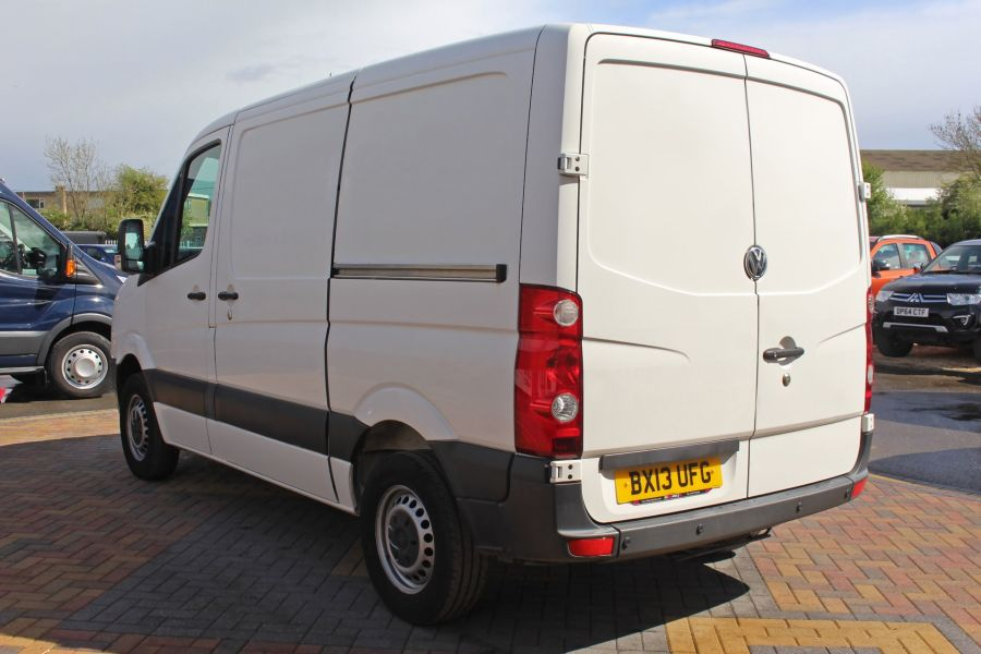 VOLKSWAGEN CRAFTER CR30 TDI 109 SWB LOW ROOF - 9154 - 7