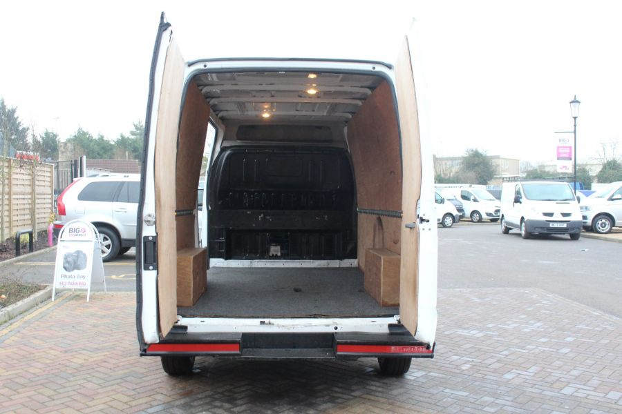 FORD TRANSIT 350 TDCI 100 LWB MEDIUM ROOF FWD - 6683 - 21