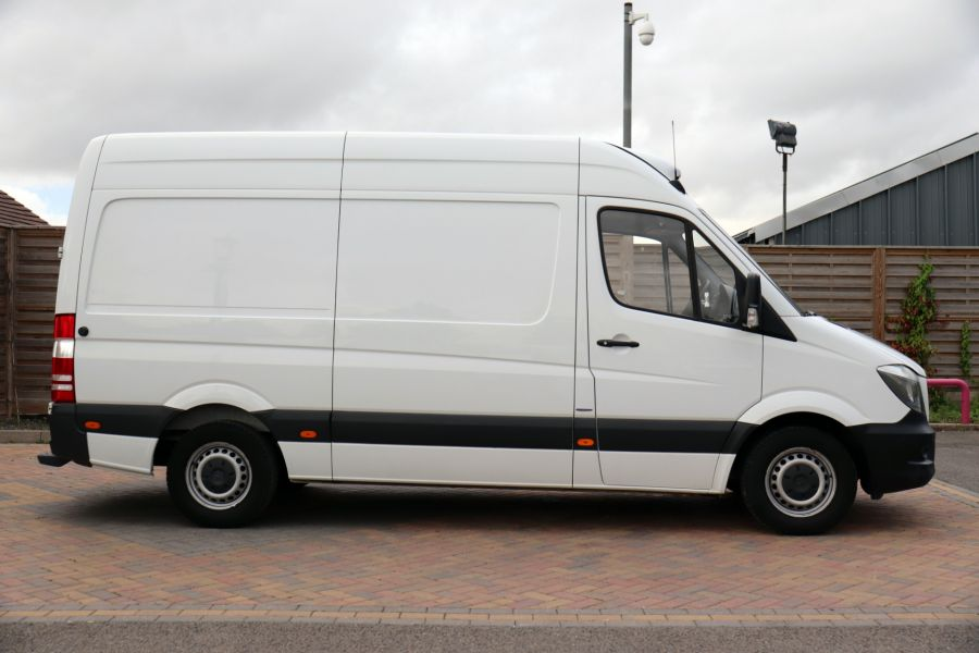 MERCEDES SPRINTER 314 CDI 140 MWB HIGH ROOF FRIDGE/FREEZER VAN - 11283 - 5