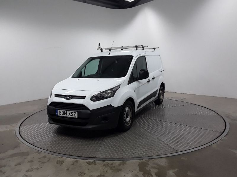 FORD TRANSIT CONNECT 220 TDCI 75 L1H1 DOUBLE CAB 5 SEAT CREW VAN SWB LOW ROOF - 11560 - 1