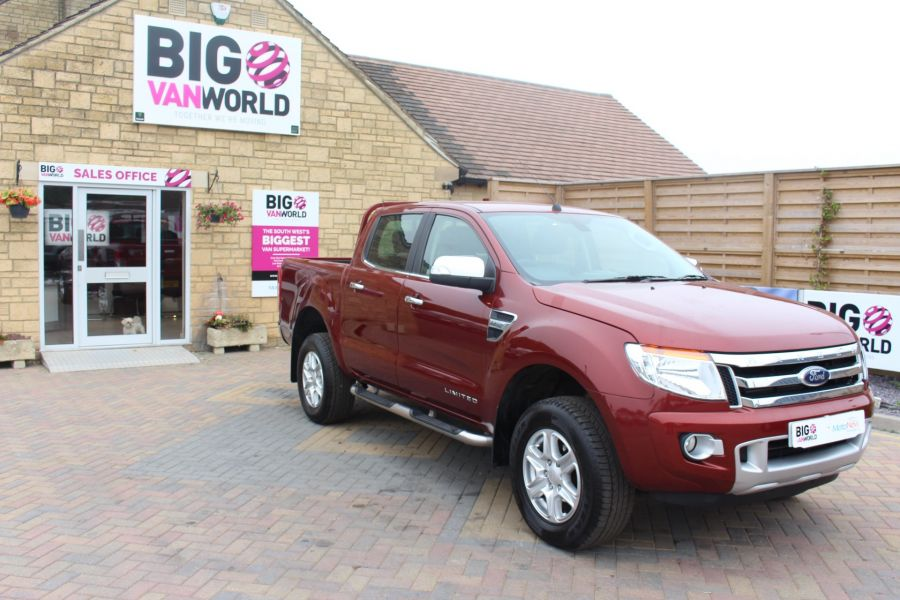 FORD RANGER TDCI 150 LIMITED 4X4 DOUBLE CAB - 8027 - 3