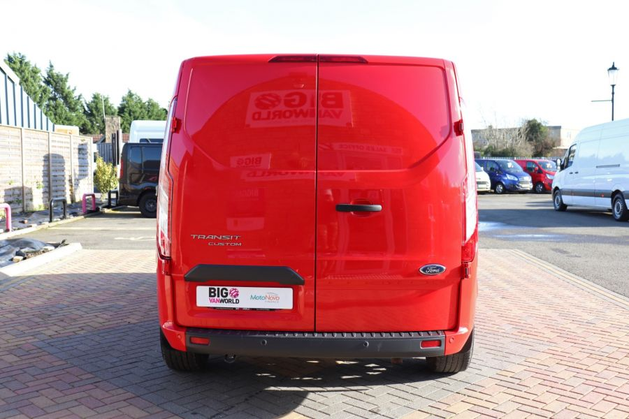 FORD TRANSIT CUSTOM 290 TDCI 170 L1H1 TREND COLOUR EDITION SWB LOW ROOF - 11530 - 7