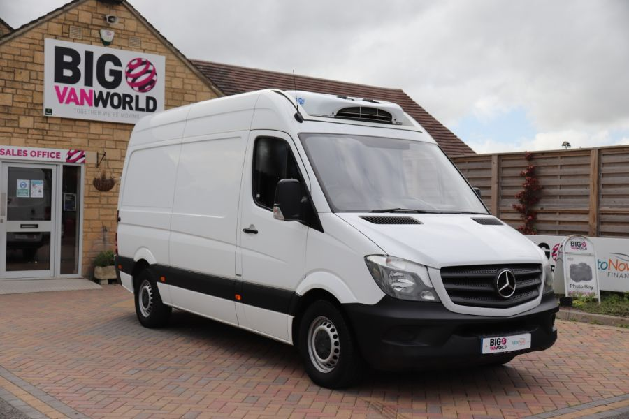 MERCEDES SPRINTER 314 CDI 140 MWB HIGH ROOF FRIDGE/FREEZER VAN - 11283 - 3