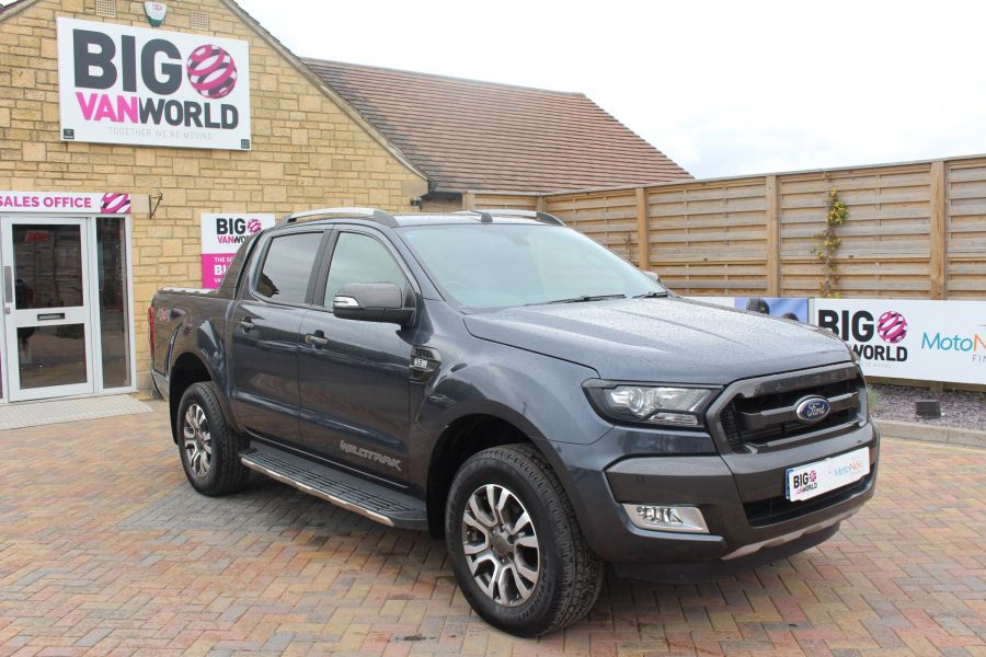 FORD RANGER WILDTRAK TDCI 200 4X4 DOUBLE CAB - 9157 - 3