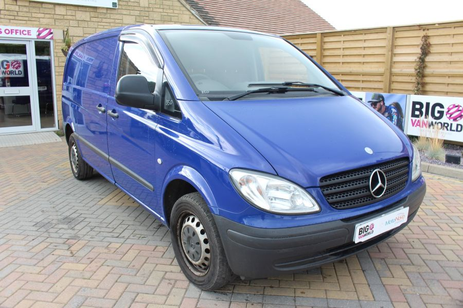 MERCEDES VITO 109 CDI COMPACT SWB LOW ROOF - 6539 - 3