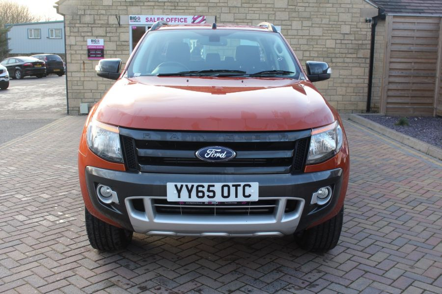 FORD RANGER WILDTRAK TDCI 200 4X4 DOUBLE CAB WITH ROLL'N'LOCK TOP - 8827 - 9