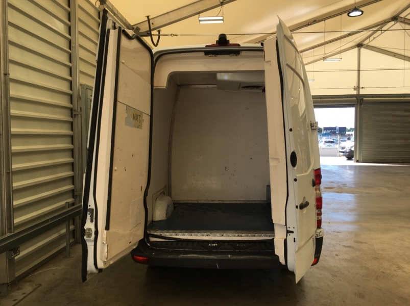 MERCEDES SPRINTER 313 CDI 129 MWB HIGH ROOF FRIDGE/FREEZER VAN WITH OVERNIGHT - 11409 - 13