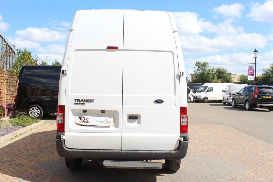 FORD TRANSIT 350 TDCI 125 LWB HIGH ROOF FWD - 6614 - 6