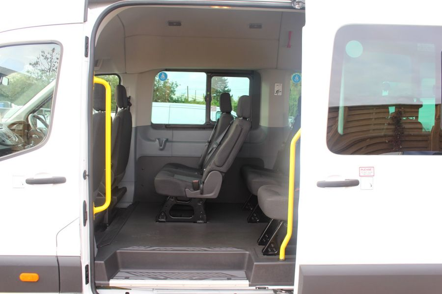 FORD TRANSIT 460 TDCI 125 L4 H3 TREND LWB HIGH ROOF 17 SEATS BUS - 6718 - 20