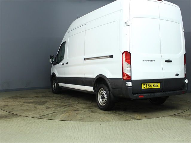 FORD TRANSIT 350 TDCI 155 L3 H3 LWB HIGH ROOF FWD - 7227 - 4