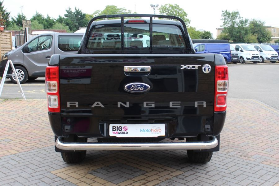 FORD RANGER XLT 4X4 DOUBLE CAB TDCI 150 - 6213 - 6