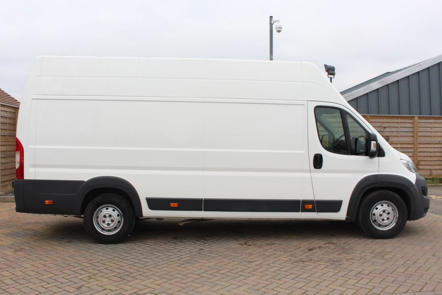 CITROEN RELAY 35 HDI 130 HEAVY L4 H3 ENTERPRISE HIGH ROOF - 9043 - 4