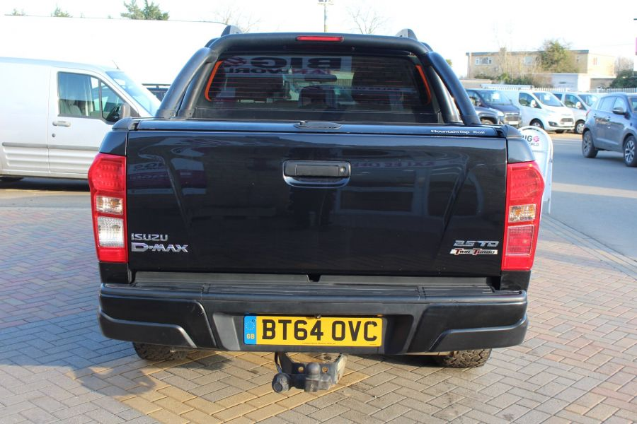 ISUZU D-MAX TD BLADE DOUBLE CAB 4X4 WITH ROLL AND LOCK TOP - 7242 - 6