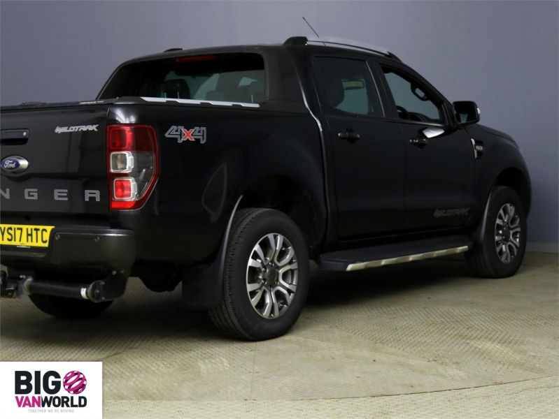 FORD RANGER WILDTRAK TDCI 200 4X4 DOUBLE CAB  - 9282 - 2