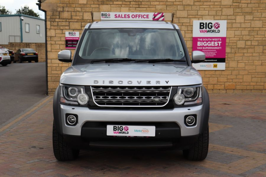 LAND ROVER DISCOVERY SDV6 255 COMMERCIAL XS - 9523 - 10
